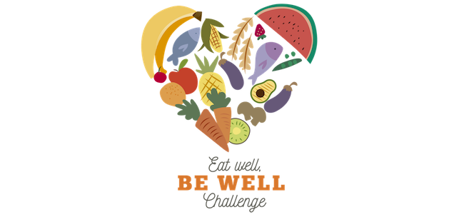 Eat Well, Be Well Challenge