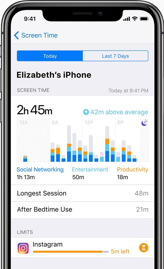 18 0606 Blog Apple Screen time