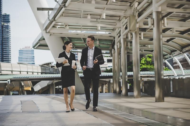6 Wellness Challenges Employees Won't Hate - Walking challenge