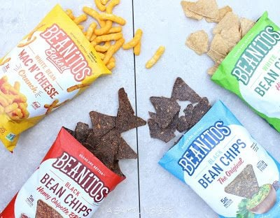Beanitos Wellable's list of healthy office snack