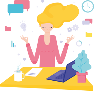 Meditation for stress management