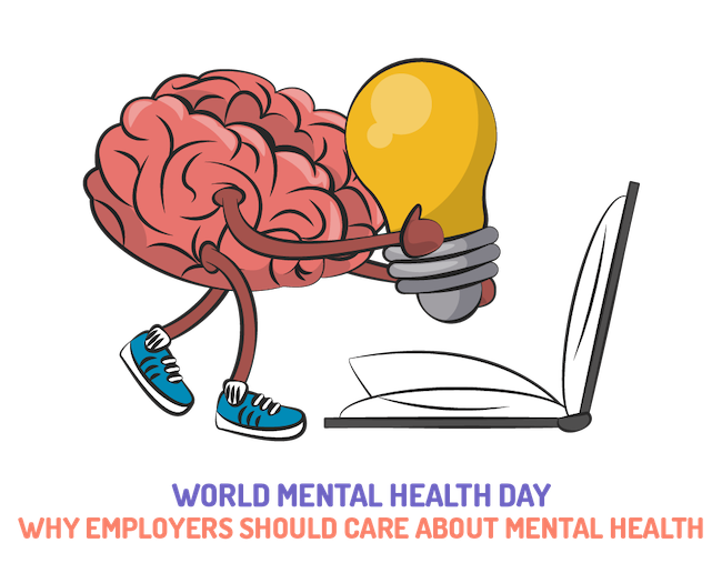 WHY EMPLOYERS SHOULD CARE ABOUT MENTAL HEALTH