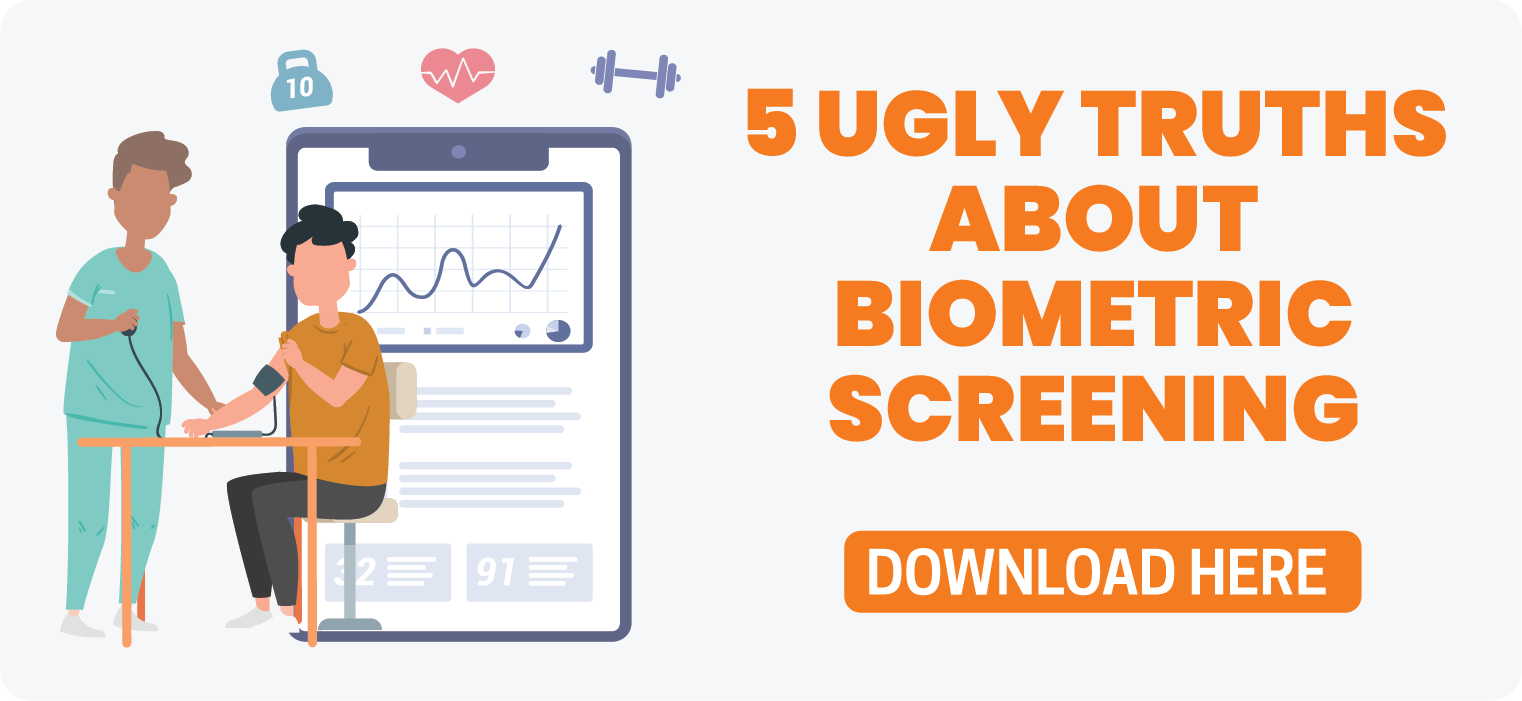CTA - 5 Ugly Truth About Biometric Screening