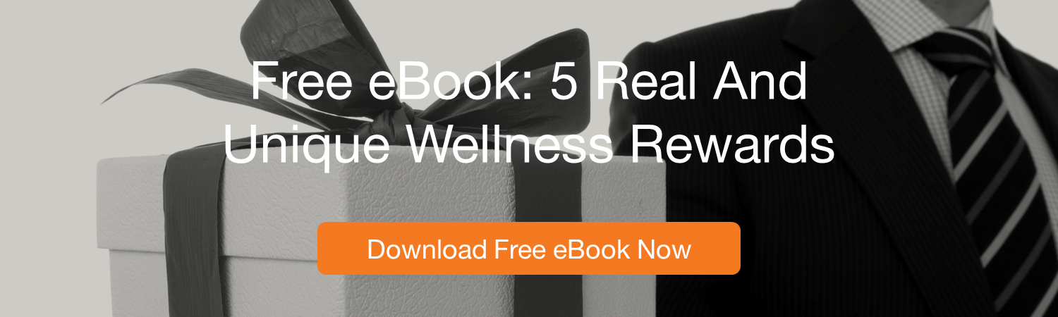 5 real and unique wellness rewards