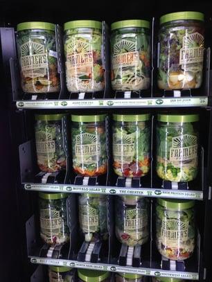 healthy vending machine wellable