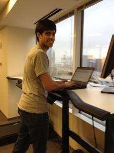 Nick tred desk