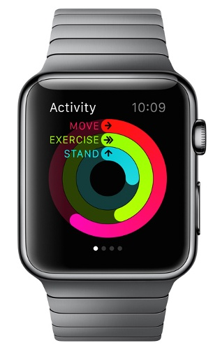 apple watch exercise