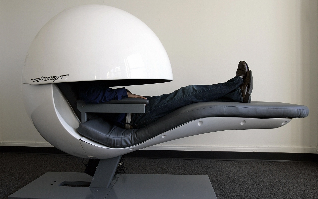 nap pod, employee sleep, employee productivity, sleep and productivity, wellable
