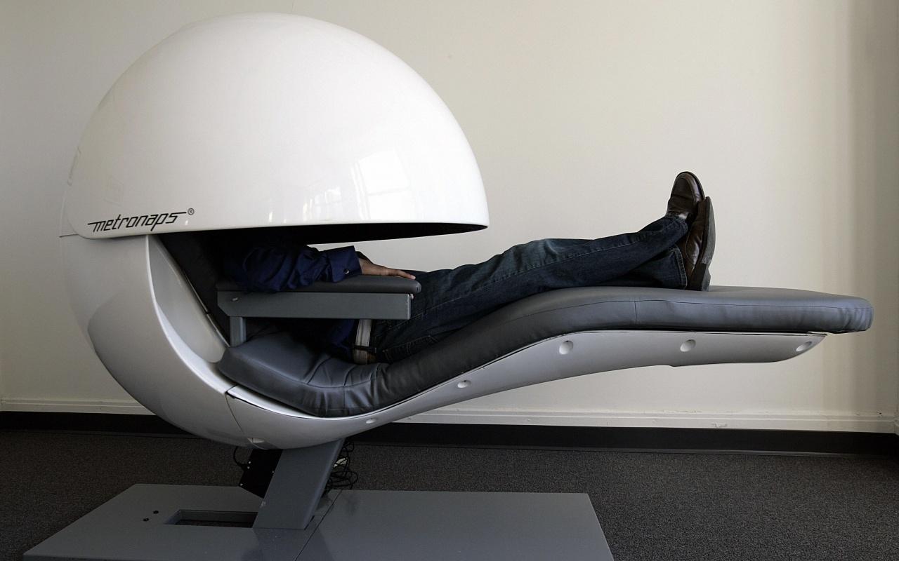 nap pod, employee sleep, employee productivity, sleep and productivity, wellable