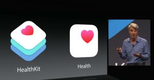 health and healthkit