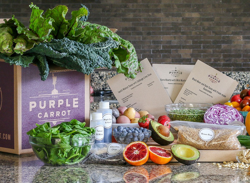 Purple Carrot Meal Plan
