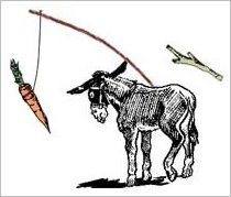 q-donkey-carrot-stick