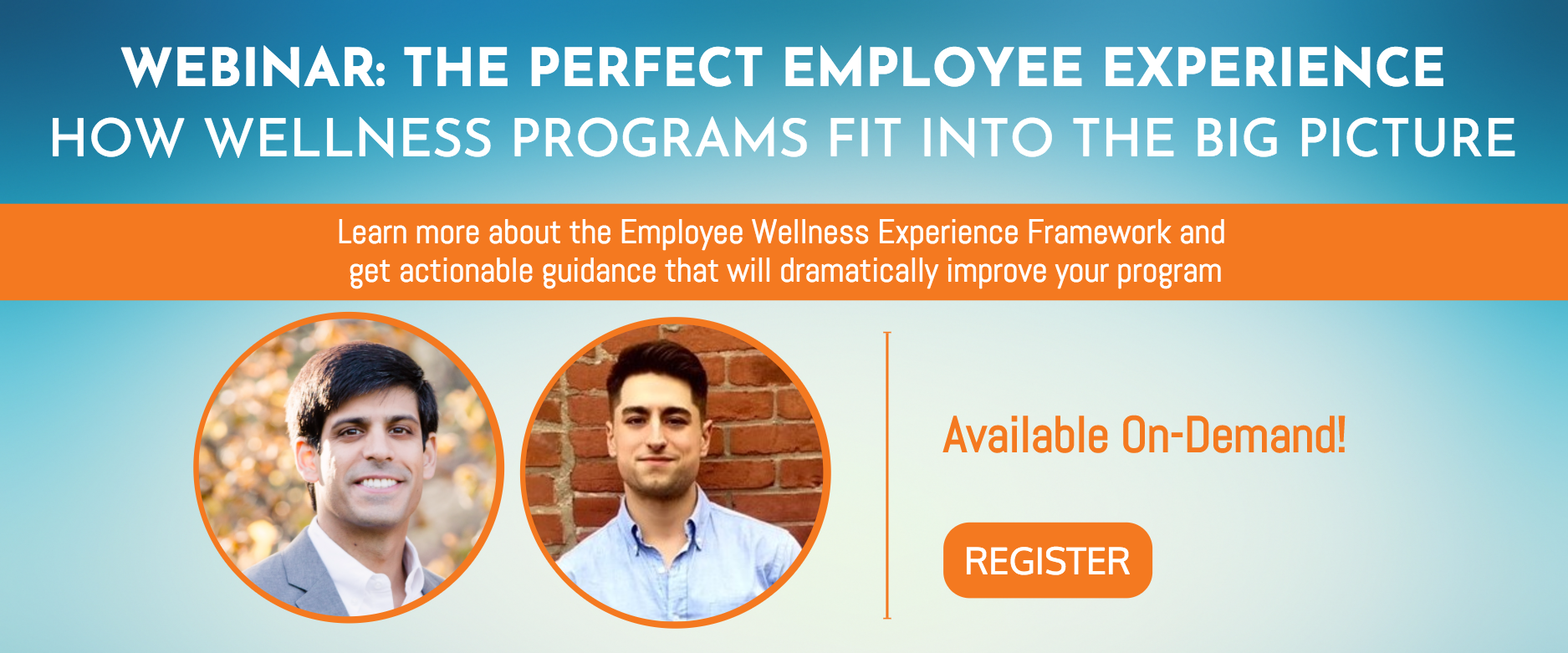 Webinar: The Perfect Employee Experience